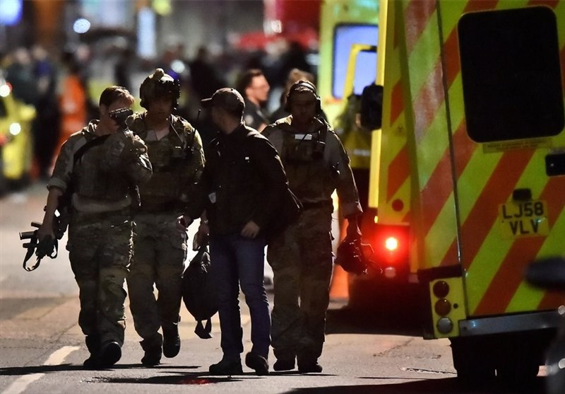حصیلة ضحایا الهجمات فی لندن ترتفع لـ 7 قتلى