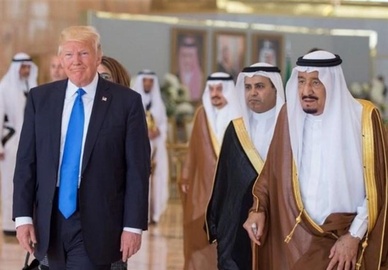 """ترامب یهاتف سلمان ویؤکد ضرورة """"وحدة منطقة الخلیج"""""""