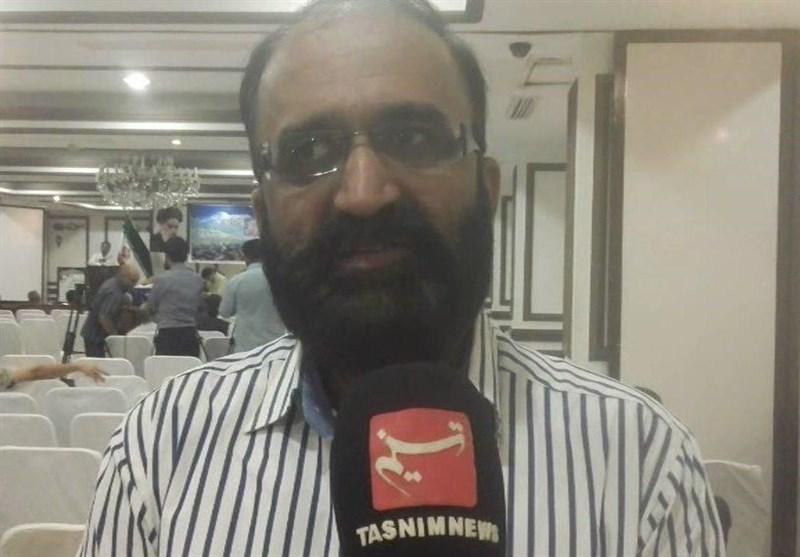 ریاض میں ہونے والی کانفرنس کی اہمیت کوڑے کے ڈھیر سے زیادہ نہیں: عمر ریاض عباسی + ویڈیو