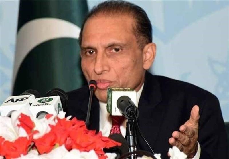 سفیر پاکستان در آمریکا: پاسخگوی شکست دیگر کشورها در افغانستان نخواهیم بود