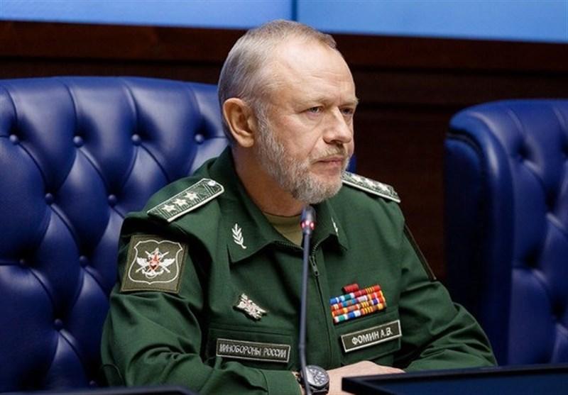 ژنرال روس از تلاش آمریکا برای تجزیه سوریه خبر داد