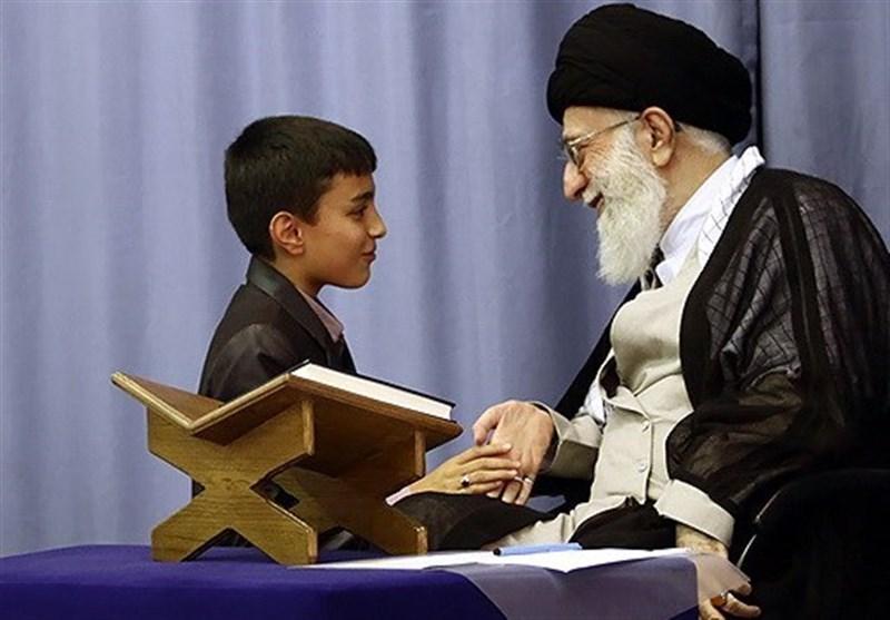 فیلم/ پاسخ «امام خامنهای» به سوال یک نوجوان