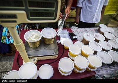 رمضان المبارک میں ایرانی شہر گرگان کا لذیذ حلیم