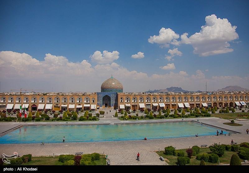 مسجد شیخ لطف الله - اصفهان