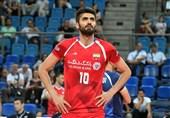 لیگ ملتهای والیبال| غفور امتیازآورترین بازیکن دیدار ایران- کانادا شد