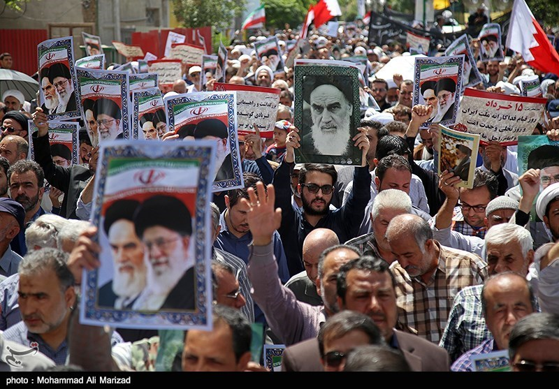 ملت ایران همیشه از مردم مظلوم فلسطین حمایت میکند/ مردم اردبیل انزجار خود را از رژیم صهیونیستی نشان دادند+تصاویر و فیلم