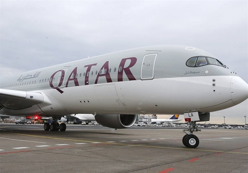هواپیما قطر