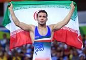 حسن رحیمی در صدر وزن 57 کیلوگرم کشتی آزاد