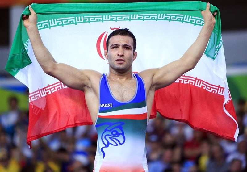 Hassan Rahimi Says Goodbye to Wrestling