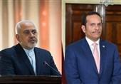 Iranian, Qatari FMs Talk on Phone after Saudis, Others Cut Ties with Doha