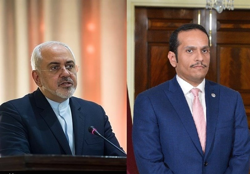 Iranian, Qatari FMs Talk on Phone after Saudis, Others Cut Ties with Doha