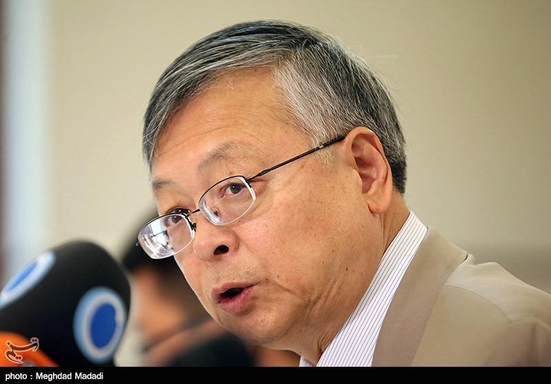 پانگ سن سفیر چین در تهران