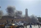 انفجار مسجد جامع هرات 3