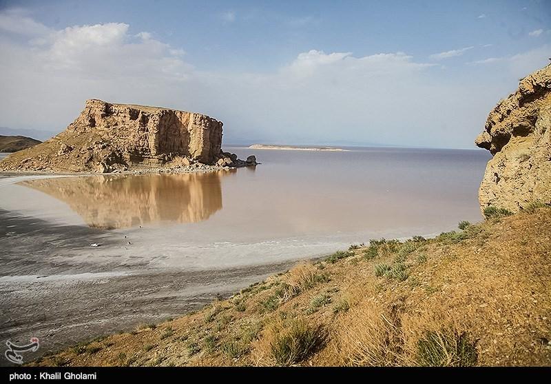 کاهش 9 درصدی حجم مخازن سدهای حوضه آبریز دریاچه ارومیه