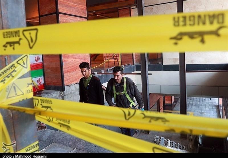 48 Passengers Injured in Tehran Metro Crash