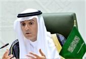 الجبیر: سیاست آمریکا تاثیری بر همکاری عربستان با روسیه ندارد