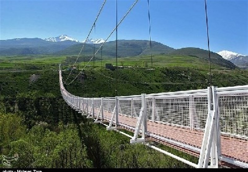 Meshginshahr Suspension Bridge: Middle East's Tallest Bridge