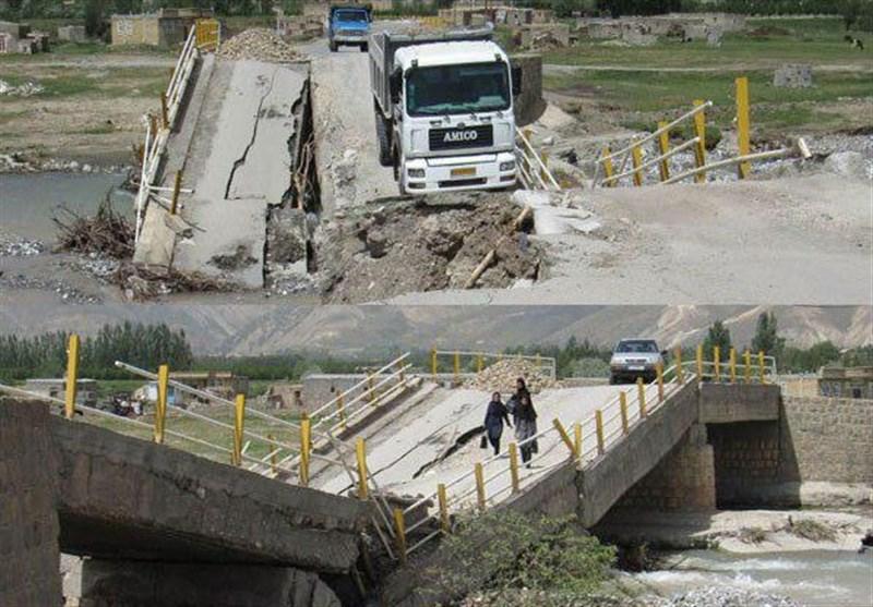 بدقولی دولت در ساخت یک پل روستایی؛ احداث پل گلستانه ارومیه متوقف است