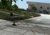 بازدید اعضای کمیسیون امنیت مجلس از محل حادثه تروریستی در حرم امام(ره) + جزئیات