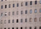 انفجار فی الطابق الخامس للبرلمان الایرانی