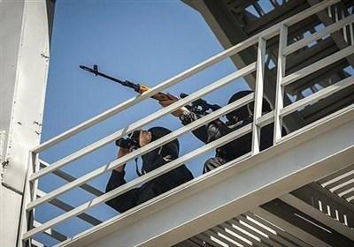 اختصاصی تسنیم / درگیری شدید نیروهای امنیتی با تروریستها