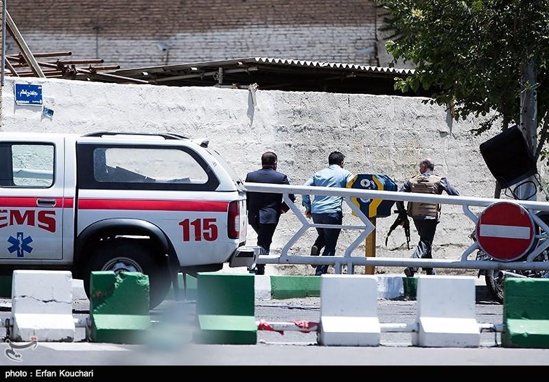 Tehran Terrorist Attacks Kill 12