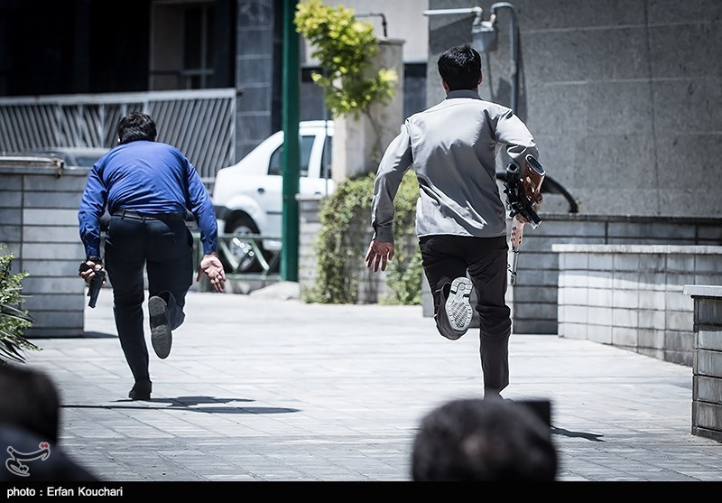Iran Parliament Attack Ends, All 4 Assailants Killed