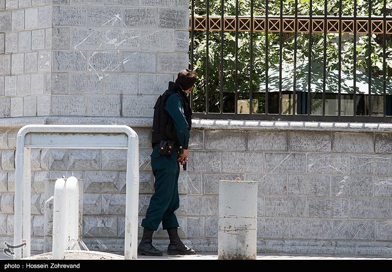حمله تروریستی مجلس شورای اسلامی
