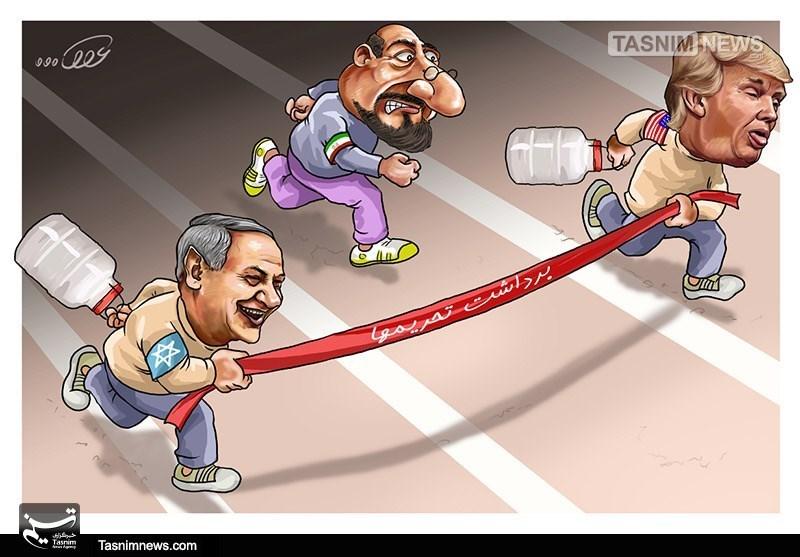 کاریکاتور/ دبههای برجام !!!