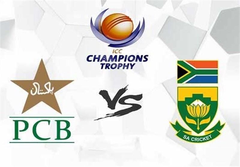 پاکستان اور جنوبی افریقہ