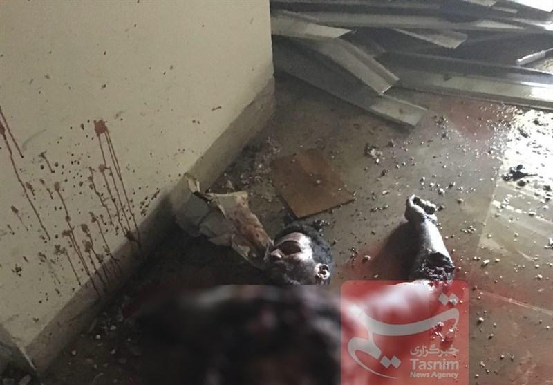 حمله تروریستی مجلس