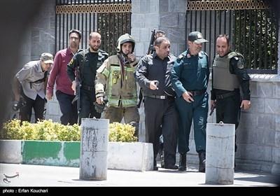 حمله تروریستی به مجلس شورای اسلامی