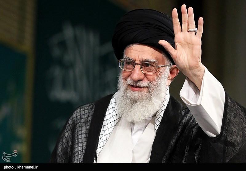 دیدار جمعی از دانشجویان با رهبر انقلاب اسلامی