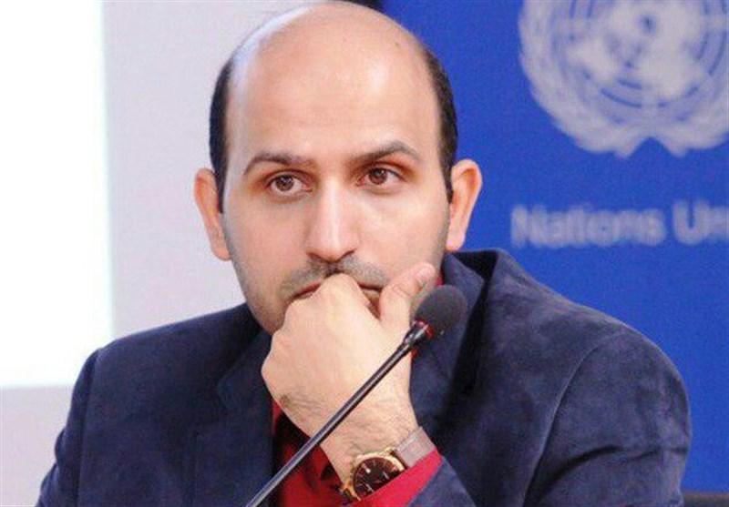 محمدجواد پاینده - مدیر رسانهای تراکتورسازی