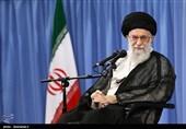 الإمام الخامنئی: صمود إیران ضد الإرهاب خارجیاً حماها من هجمات إرهابیة عدیدة فی الداخل+صور