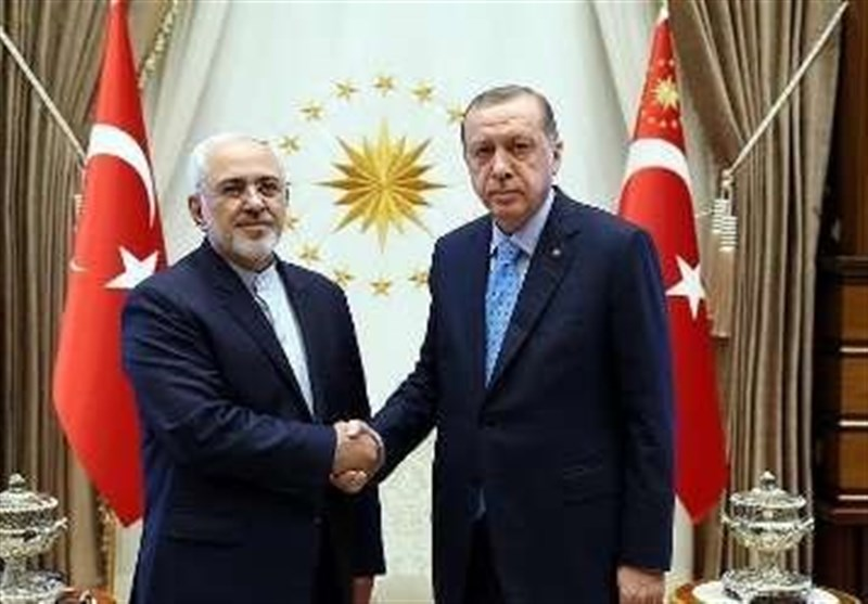 Iran's FM Holds Talks in Turkey