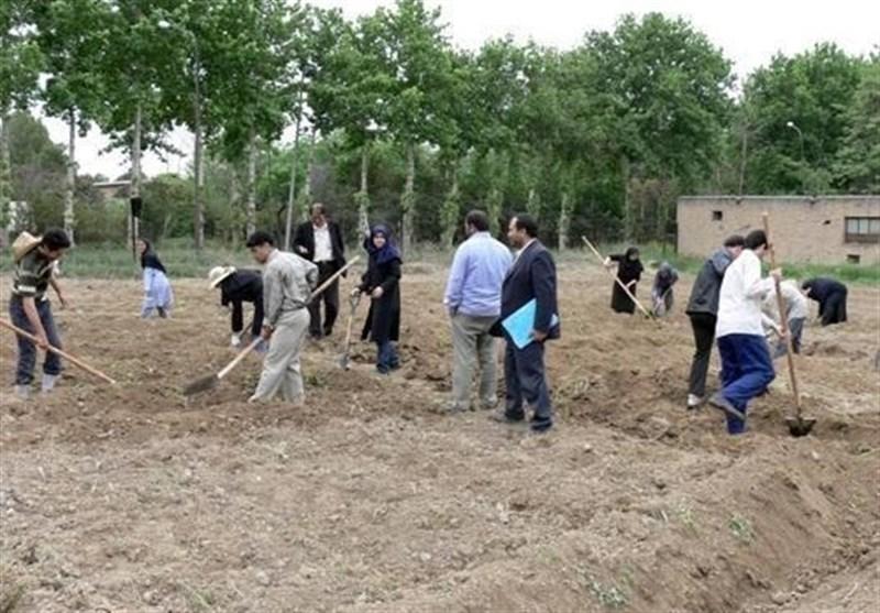 تنها هنرستان کشاورزی کهگیلویه و بویراحمد کمبود فضای آموزشی دارد