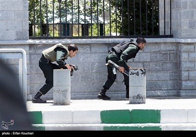 ایرانی پارلیمنٹ پر دہشتگردانہ حملہ