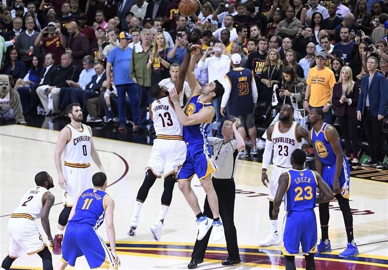 لیگ NBA|جز به پلیآف رسید/ سانز مغلوب وریرز شد