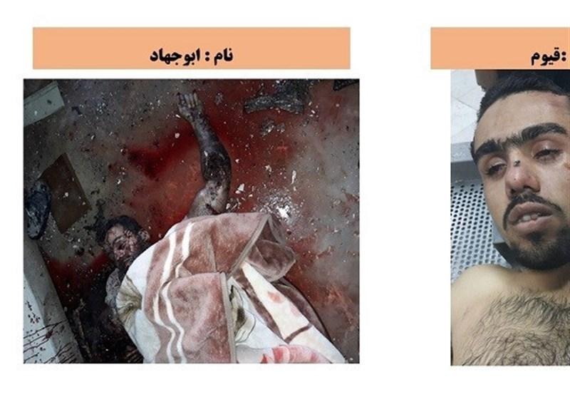 وزارة الأمن تنشر صور الارهابیین المشارکین فی عملیات الأمس