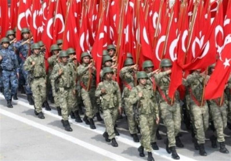 نیروهای ترکیه