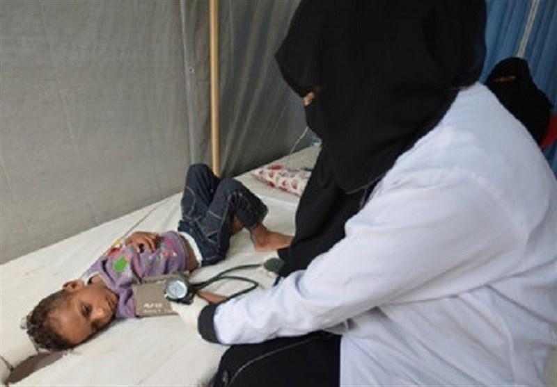 منظمة الصحة العالمیة: أکثر من 100 ألف إصابة بالکولیرا فی الیمن و789وفاة