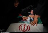 پیکر پاک 24 شهید دوران دفاع مقدس وارد کرمان شد