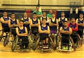 Iran Wheelchair Basketball Qualifies for 2018 World Championships
