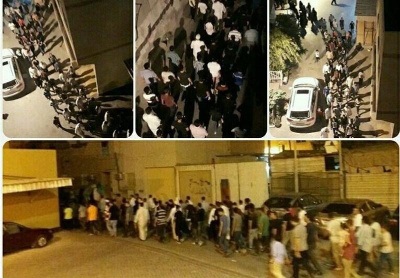تظاهرات بحرینیها ادامه دارد