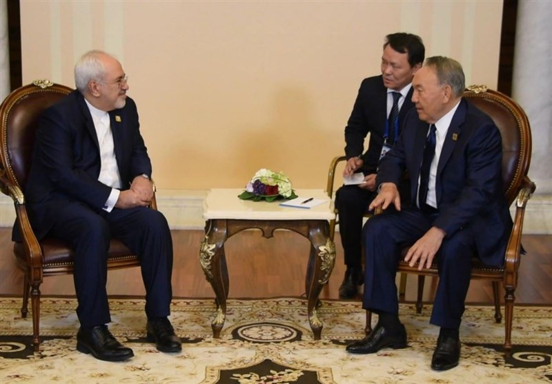 ظریف قزاقستان