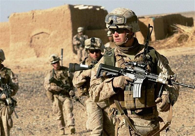 امریکی فوجی افغانستان میں