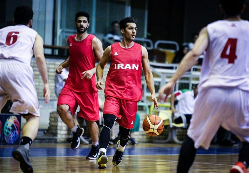 Iran Beats Belarus at Atlas Basketball Challenge