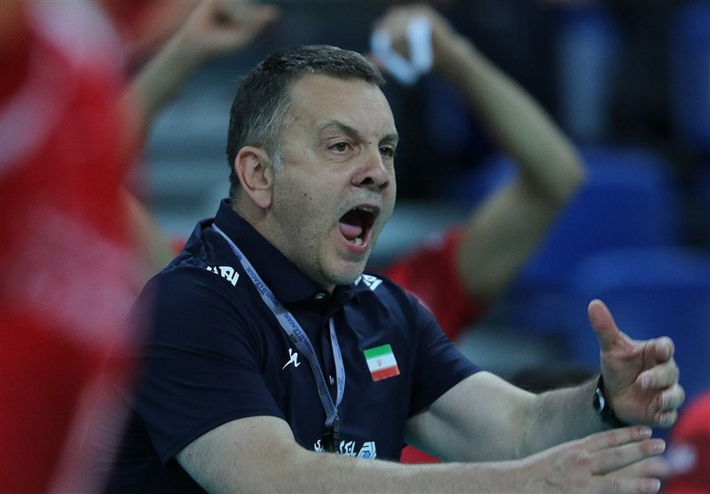 Igor Kolakovic Not Satisfied with Iran's Performance against Poland