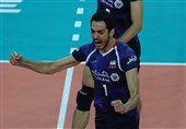 Farhad Salafzoon Joins Greek Volleyball Team AEK Athens